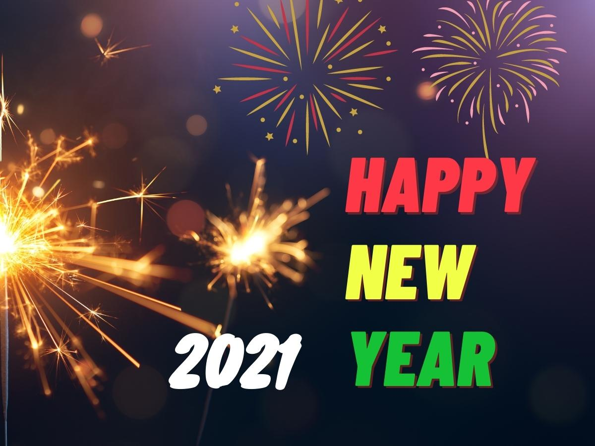 Happy New Year Wishes for Students