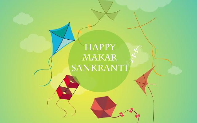 wallpapers of Makar Sankranti